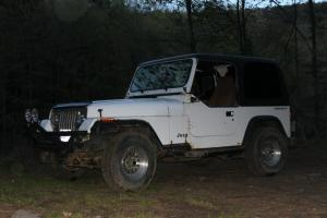 The Jeep in May 2012